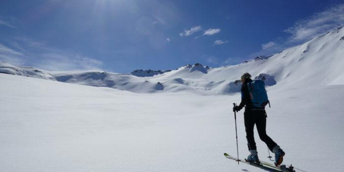 In die Berge! Tourenski statt Badehose