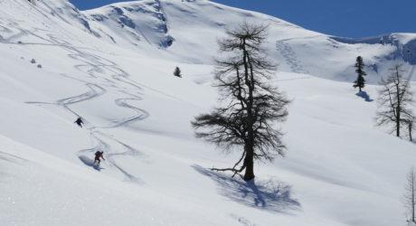 Verstecktes Skitourenjuwel in Hüttschlag