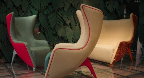 Mailänder Möbelmesse gibt die Trends vor