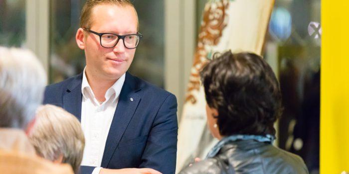 Er will Bürgermeister werden – und liebt privat einen Mann