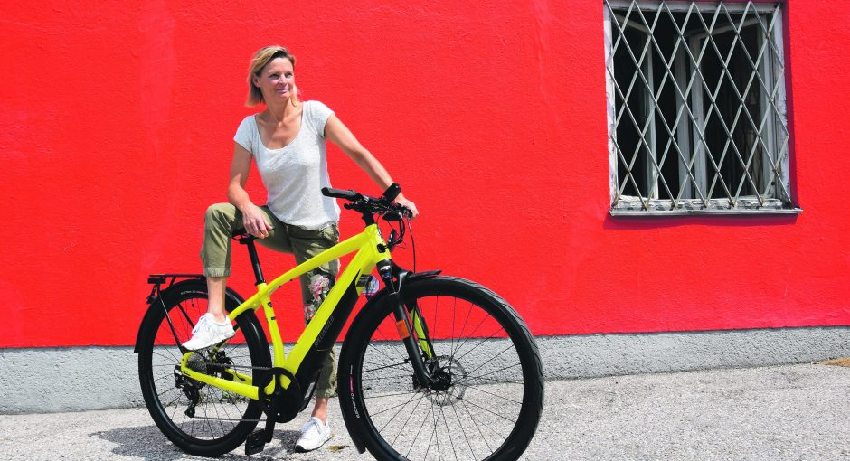 Wenn Räder schnell wie Mopeds sind