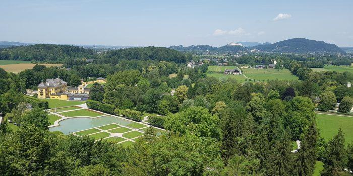 Laufen im grünen Herzen Salzburgs