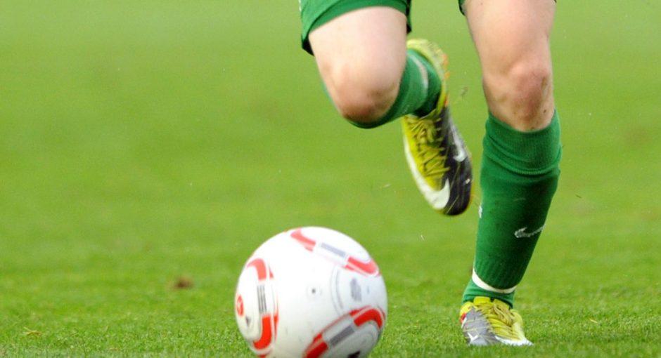 Warum Fußballer O-Beine haben