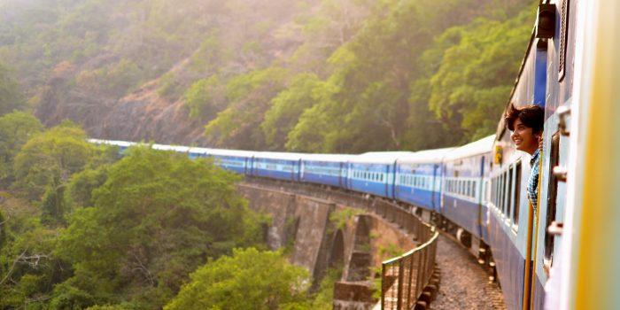 Reisen wie früher: Auf Schienen durch die Welt