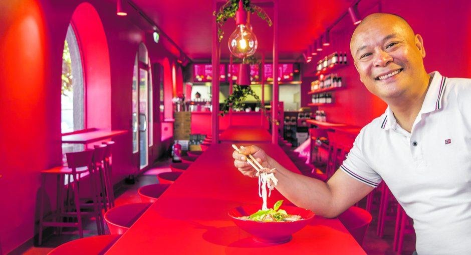 Scharf: Asiatisches Streetfood