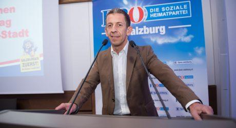 Streit in FPÖ eskaliert: Wer kritisiert, der fliegt