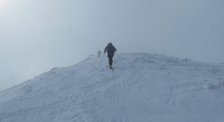 Hochwinter-Skitour in den Triebener Tauern