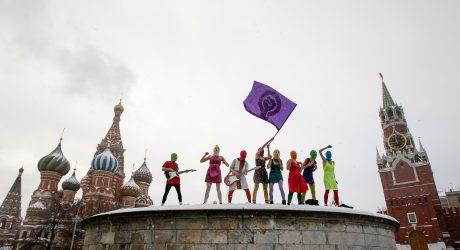 Keine Liebesgrüße aus Moskau