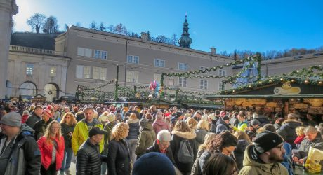 Touristenmagnet Advent: Neues Buskonzept greift