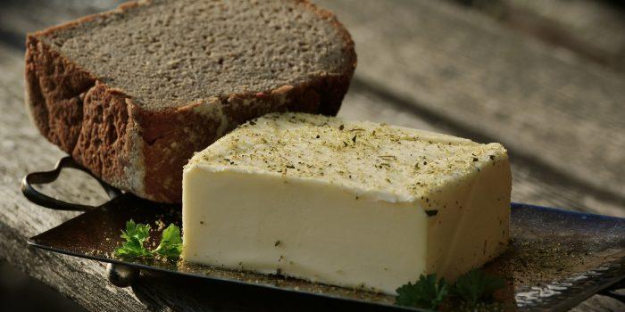 Lebensmittel und Heilmittel: Butter