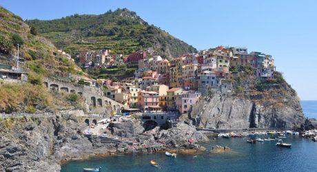 Traumhaft schön, der Nationalpark Cinque Terre