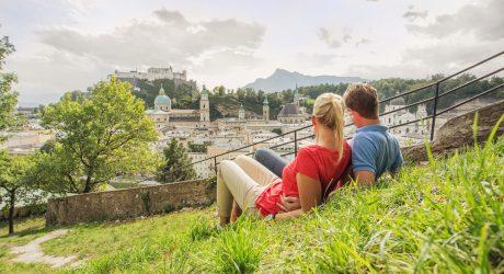 Orte zum Schmusen in Salzburg