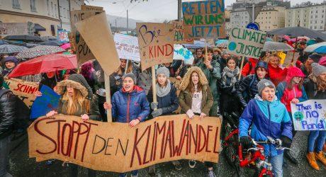 Warum die Kinder fürs Klima marschieren