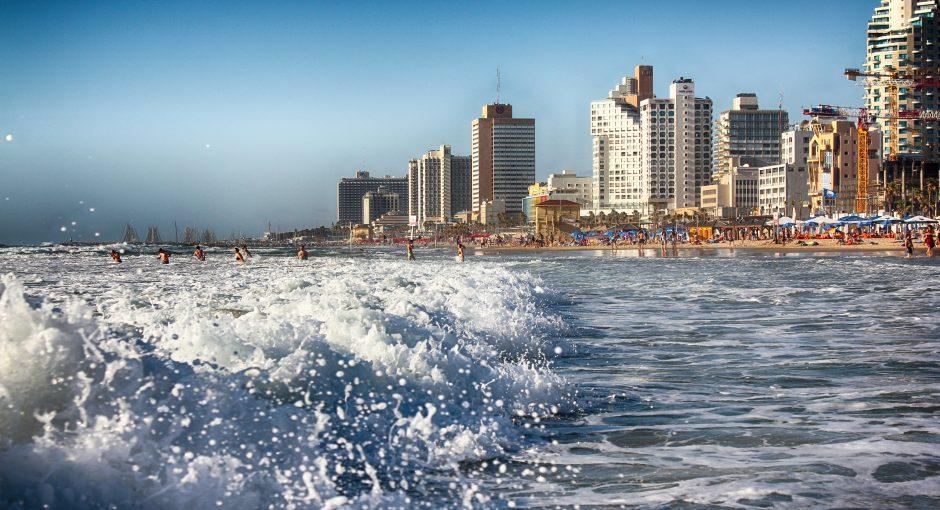 Tel Aviv: Das fröhliche Gesicht Israels