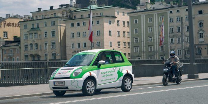 Streit um Lärmpflicht für leise E-Autos