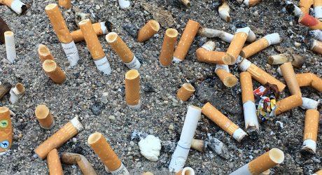 Rauchfreier Spielplatz