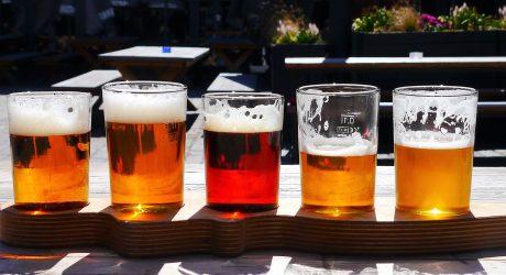 Bier, heiß und süß?